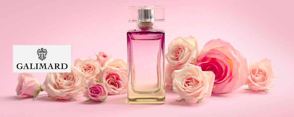 Parfumerie Galimard: Une fouta brodée offerte