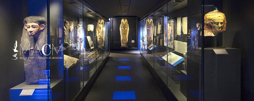 Musée d'Art Classique Mougins : tarif préférentiel