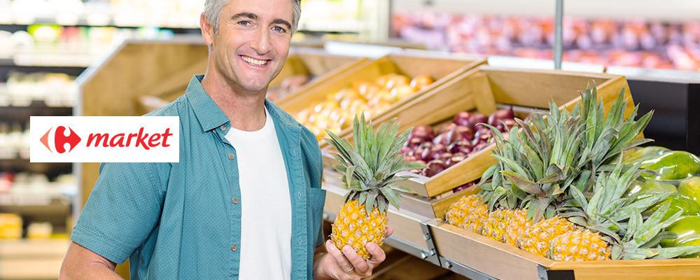 Carrefour Market Ouistreham : 5€ offerts