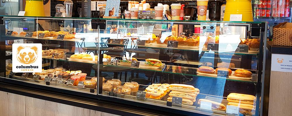 Columbus café & co: un muffin offert