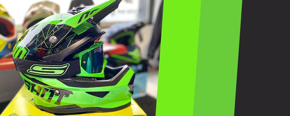 Evo 7 Italie : Un masque de moto offert