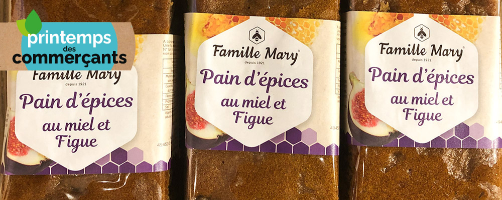 FAMILLE MARY : 5€ offerts